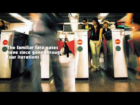 [SMRT SG50 Video Series 1]: Transformation of Fare Gates and Cards