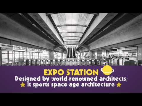 [SMRT SG50 Video Series 6]: SMRT Platforms and Iconic Stations