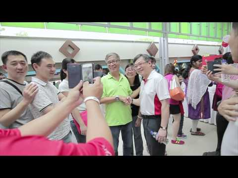 SMRT Buses - Journey With Us @ CCKI: Event Highlights