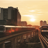 SMRT Trains